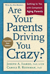 Are Your Parents Driving You Crazy? book cover