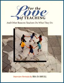 For the Love of Teaching book cover