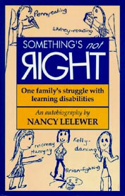 Something's Not Right book cover